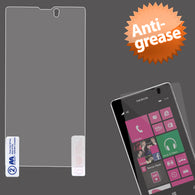 Anti-grease LCD Screen Protector Cover Film for NOKIA Lumia 521