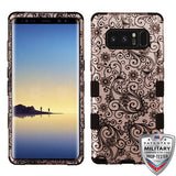 For Samsung Galaxy Note 8 TUFF Hybrid Impact Armor Phone Protector Case Cover