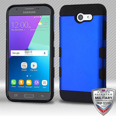 For Samsung Galaxy Express Prime 2/J3 TUFF Trooper Hybrid Protector Case Cover