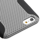 Gray/Black Astronoot Hard + Silicone Protector Cover Case for iPhone 6 Plus