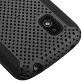 Grey/Black Astronoot Snap On Protective Cover Case for LG Nexus 4 E960