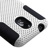 For Epic 4G Touch Galaxy S2 White/Black Astronoot Phone Protector Cover