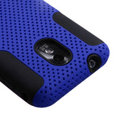For Epic 4G Touch Galaxy S2 Dark Blue/Black Astronoot Phone Protector Cover