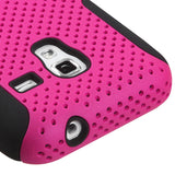 Hot Pink/Black Astronoot Protector Cover Case for SAMSUNG Galaxy Admire 4G