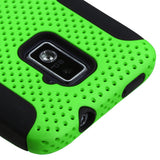 For N9510 Warp 4G Green/Black Astronoot Phone Protector Cover