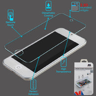 For iPod Touch 5th & 6th Generation Shatterproof Tempered Glass Screen Protector
