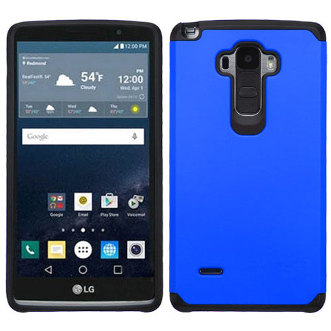 For LS770 G Stylo Blue/Black Astronoot Phone Protector Cover