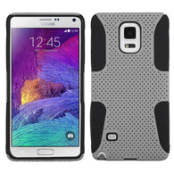 Astronoot Hard Shell + Silicone Protector Cover Case for Samsung Galaxy Note 4
