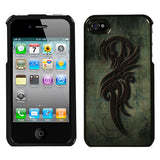 For iPhone 4s/4 Rune of Power Dream Hybrid Phone Protector Cover Case