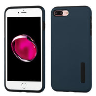 For iPhone 7 / 8 Plus Hybrid Impact Armor Design Case Protector Cover