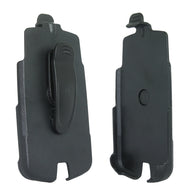 For Casio Commando 2 4G LTE C811 Black Swivel Belt Clip Holster Case