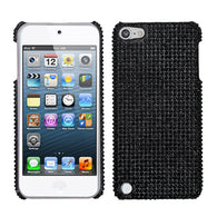 Diamond Bling Jewel Rhinestone Diamante Back Cover Protector for iPod 5th Gen