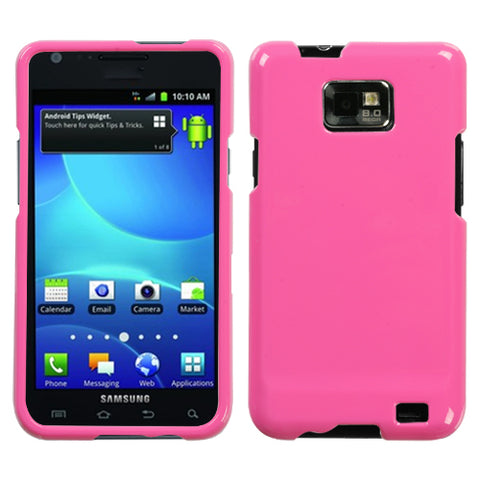 For I777 Galaxy S II Natural Blush Hard Snap On Phone Protector Cover Case