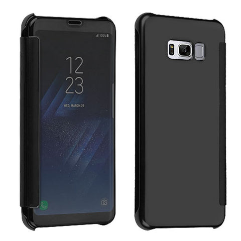 For Samsung Galaxy S8 Electroplating High-gloss Executive Protector Case Cover
