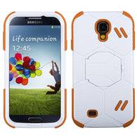 Beehive Impact Silicone Protector Cover +Hard Case +Stand for Samsung Galaxy S4