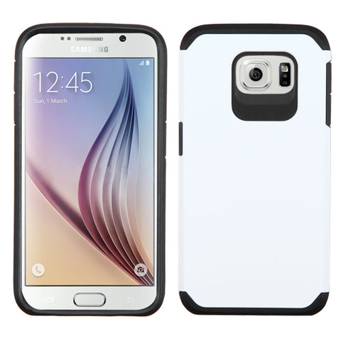 For G920 Galaxy S6 White/Black Astronoot Phone Protector Cover