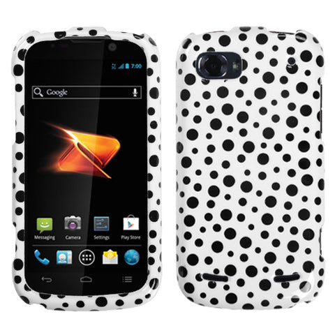Design Snap on Cover Protector Case For ZTE N861 Warp Sequent