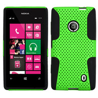 Astronoot Hard Shell + Silicone Protector Cover Case for Nokia Lumia 521