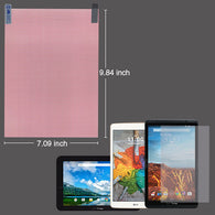 For Universal Tablet LCD Screen Protector Film Cover 12.1 inches