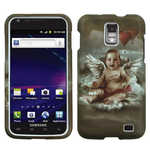 For i727 Galaxy S II Skyrocket Lizzo Cupid Phone Protector Cover