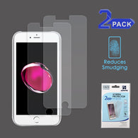 For iPhone 7 / 8 Plus Clear Anti-grease LCD Screen Protector Film Cover (2-pack)