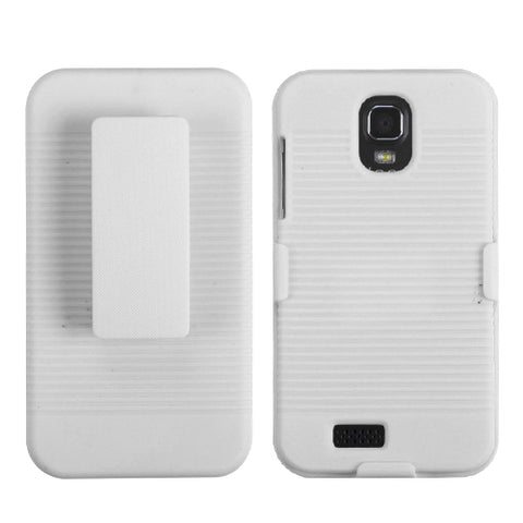 For V8000 Engage Rubberized Solid Ivory White Hybrid Holster