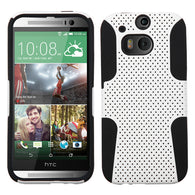 Astronoot Hard Shell + Silicone Protector Cover Case for HTC One M8