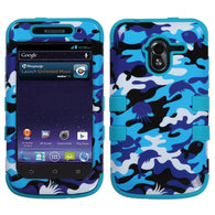 Design Hard Case +Silicone Protector TUFF Cover for ZTE N9120 Avid 4G