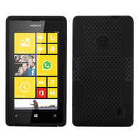 Astronoot Hard Shell +Silicone Protector Cover Case for NOKIA Lumia 520