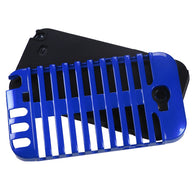 For Galaxy Note 2 Dark Blue/Black Microphone Fusion Protector Cover