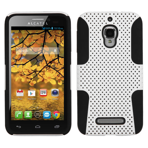 Astronoot Hard Shell/Silicone Protect Cover Case ALCATEL 7024W One Touch Fierce