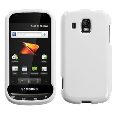 Two Piece Hard Slim Snap on Cover Protector Case for Samsung Transform Ultra