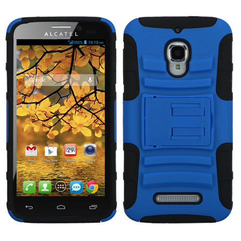 For 7024W One Touch Fierce Dark Blue/Black Advanced Armor Stand Protector Cover