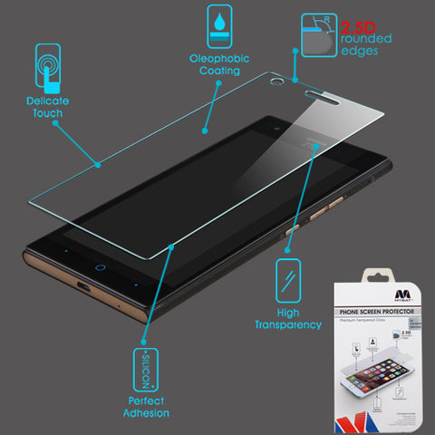 For ZTE Warp Elite N9518 Shatterproof Tempered Glass Screen Protector