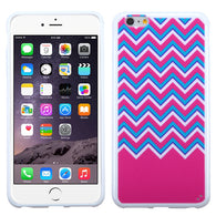 Chevron/Waves Zig Zag-Hot Pink, Blue, Purple