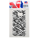 For Galaxy Note 5 Zebra Skin Hard Snap On Phone Protector Cover Case