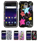 Two Piece Hard Snap on Design Protective Case for i727 Galaxy S II Skyrocket
