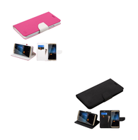 For ZTE Axon 7 MyJacket Protective Flip Wallet Phone Case Cover with Card Slot