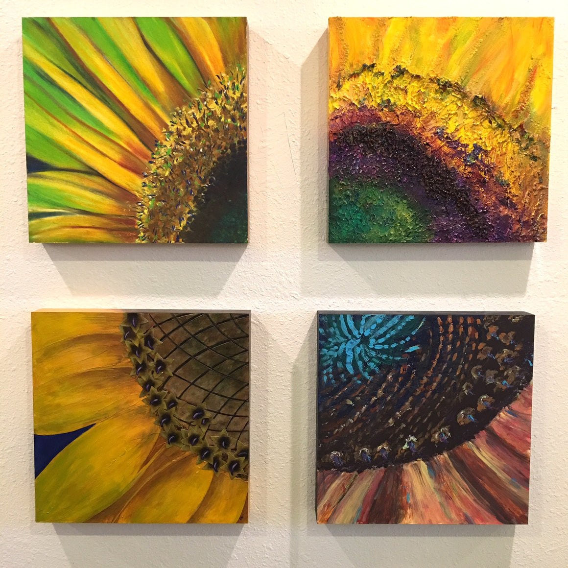 Sunflower by Artists At Work Studio