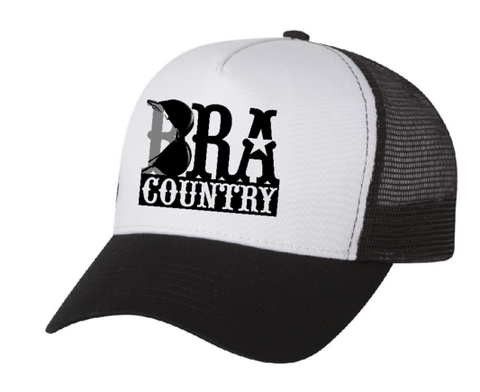 Bra Country Trucker Hat