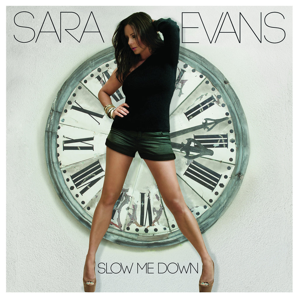 Slow Me Down CD