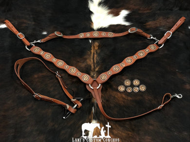 Neutral Tack Set