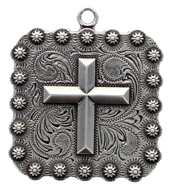 Custom Cross Keychain