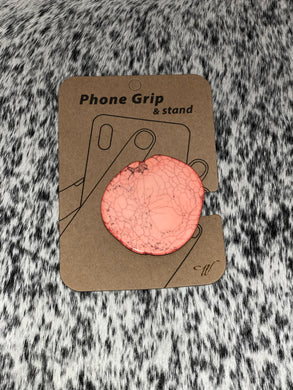 Coral Stone Pop Socket