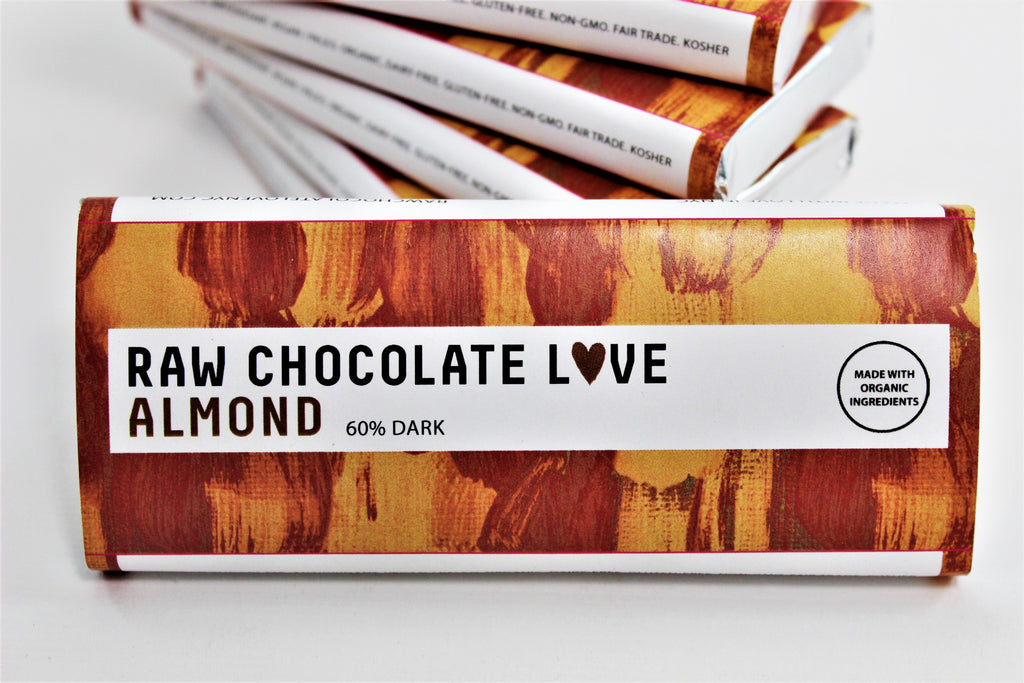 Almond (60% Cacao)