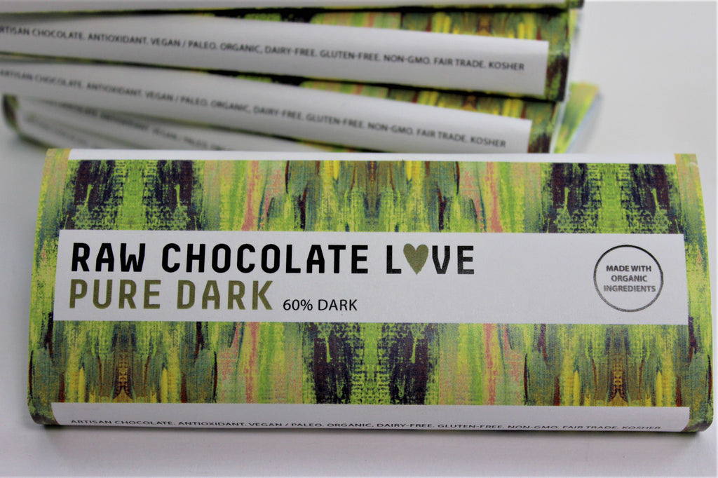 Pure Dark Love (60% Cacao)