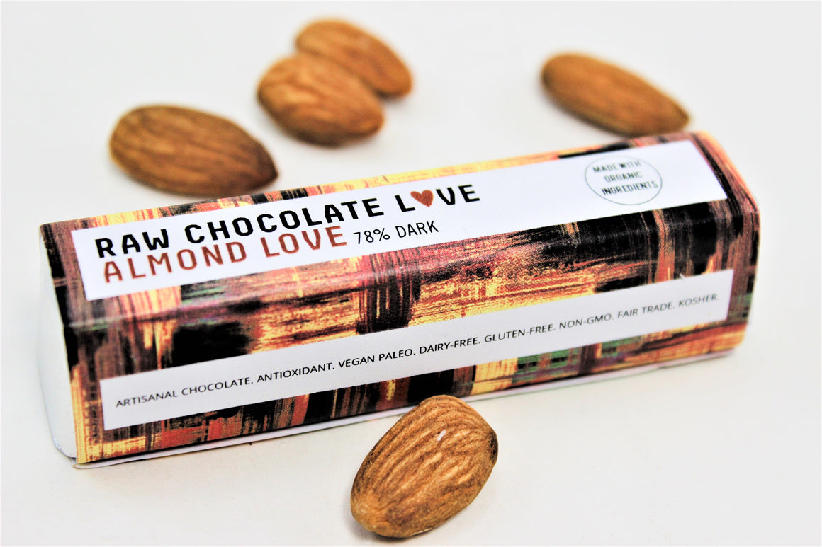 Almond Love (78% Cacao)