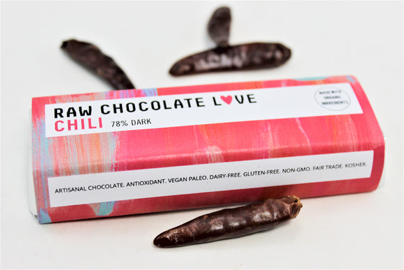 Chili Love (78% Cacao)