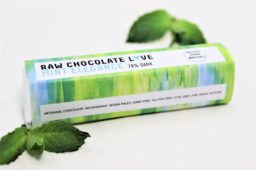 Mint Elegance Love (78% Cacao)