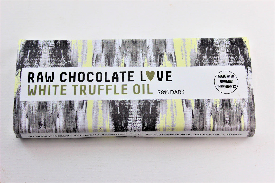 White Truffle Oil Love (78% Cacao)